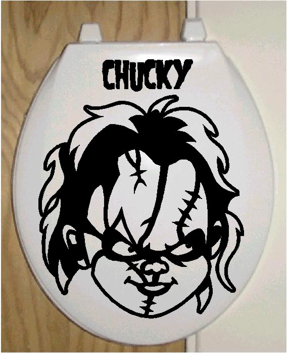 Zombie Pumpkins    View Topic   Chucky Binder And Toilet Seat