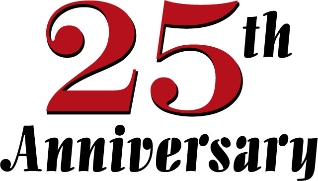 17 25th Anniversary Free Cliparts That You Can Download To You