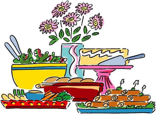 Anniversary Sunday Potluck Luncheon Sunday Sept 25   Old First