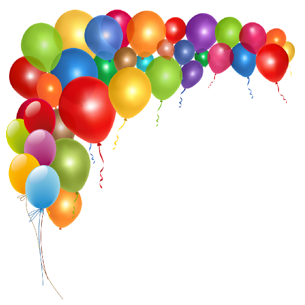 Balloon Clipart Party Balloons Clipart