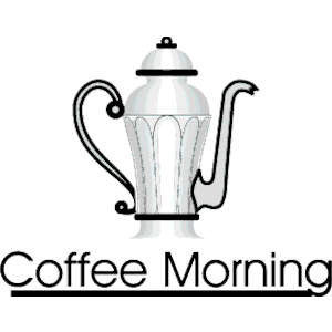 Coffee Morning Clipart Cliparts Of Coffee Morning Free Download  Wmf