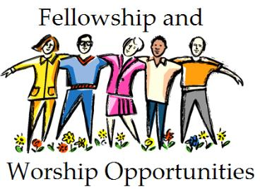 Fellowship Clipart Fellowship And Worship Opportunities