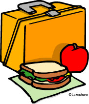 Lunch Box Clip Art At