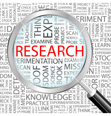 Online Research Clipart Research To Build And Present