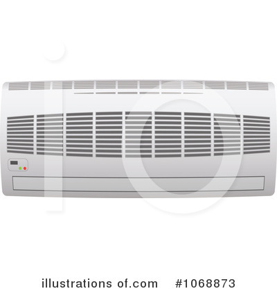 Royalty Free  Rf  Air Conditioner Clipart Illustration  1068873 By