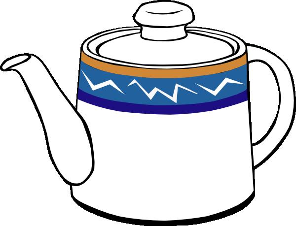 Teapot Clip Art
