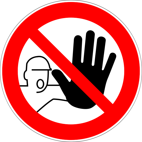 24 Do Not Enter Sign Printable Free Cliparts That You Can Download To