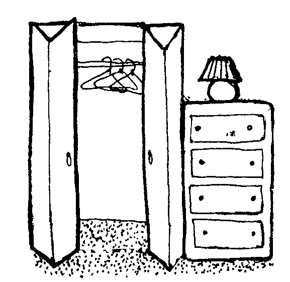 Empty Cupboard Cartoon: Clipart Suggest