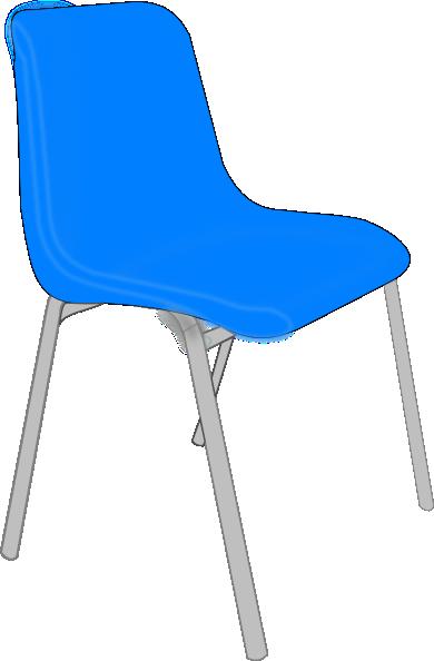 Blue Chair Clipart Clipart Suggest