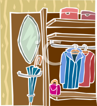 School Closet Clipart - Clipart Suggest