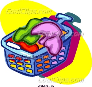 Clothes Hamper Clipart Laundry Hamper Dirty Clothes