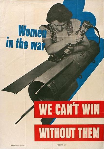 During World War Ii However The Respect Towards Women Had Suddenly