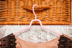 Feminine Clothes Hanger Stock Photos   Images