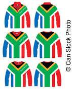 Long Sleeved South Africa   Long Sleeved Sport Shirt South