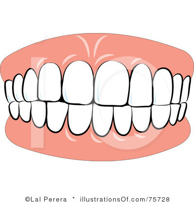 Mouth With Teeth Clipart   Clipart Panda   Free Clipart Images