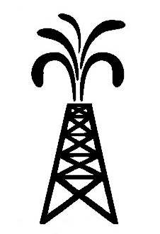 Oil Derrick Clipart - ...