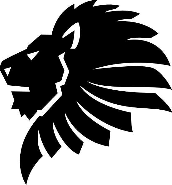 Black lion logo - photo#7