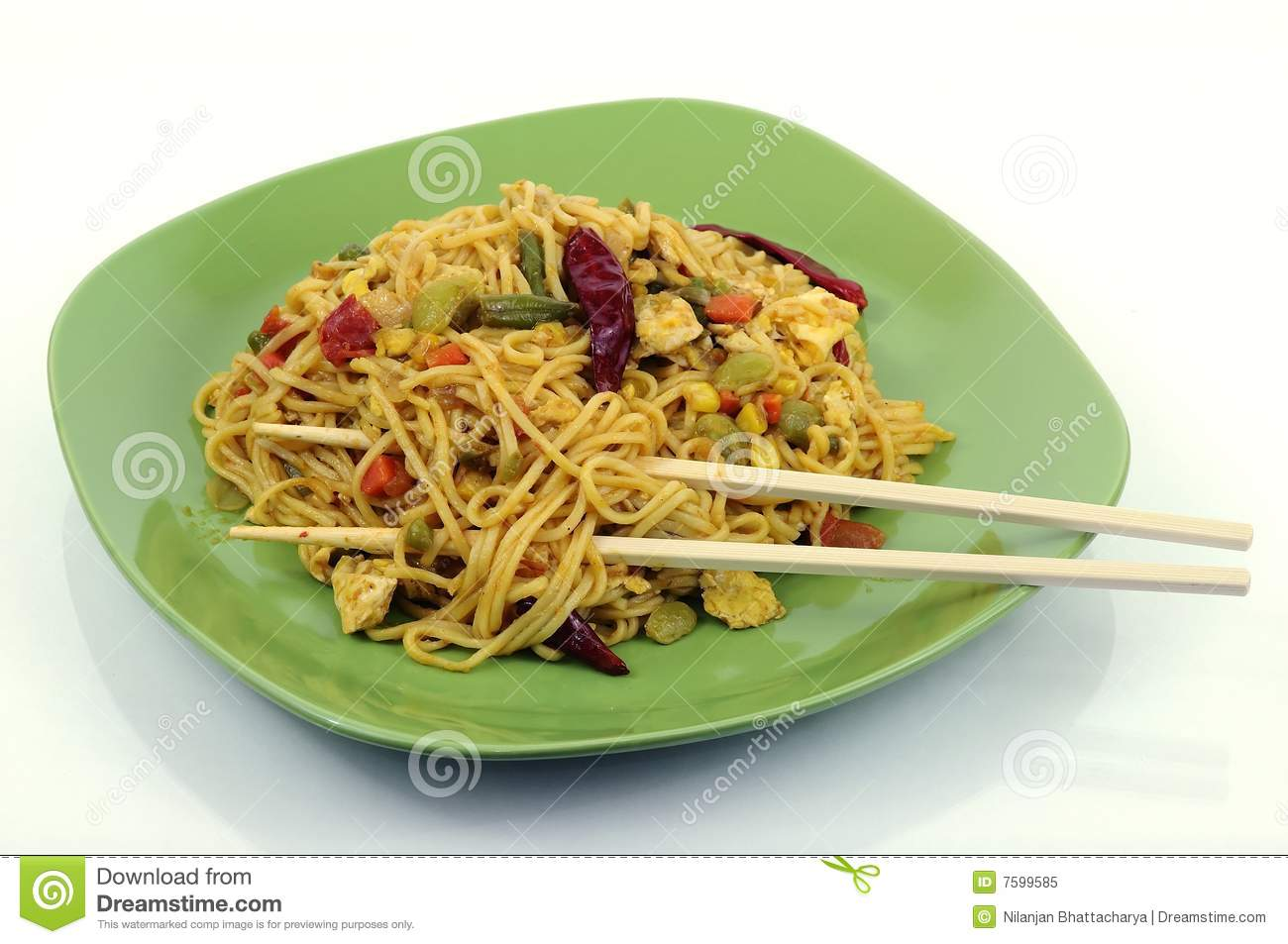 Chinese Noodles Clipart Spicy Asian Noodles With