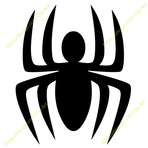Clipart 12035 Spiderman Emblem Spiderman Emblem Mugs T Shirts
