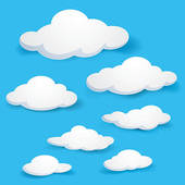 Clouds   Clipart Graphic