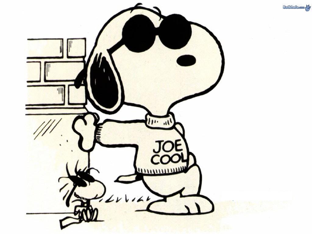 Snoopy Joe Cool Clipart - Clipart Kid
