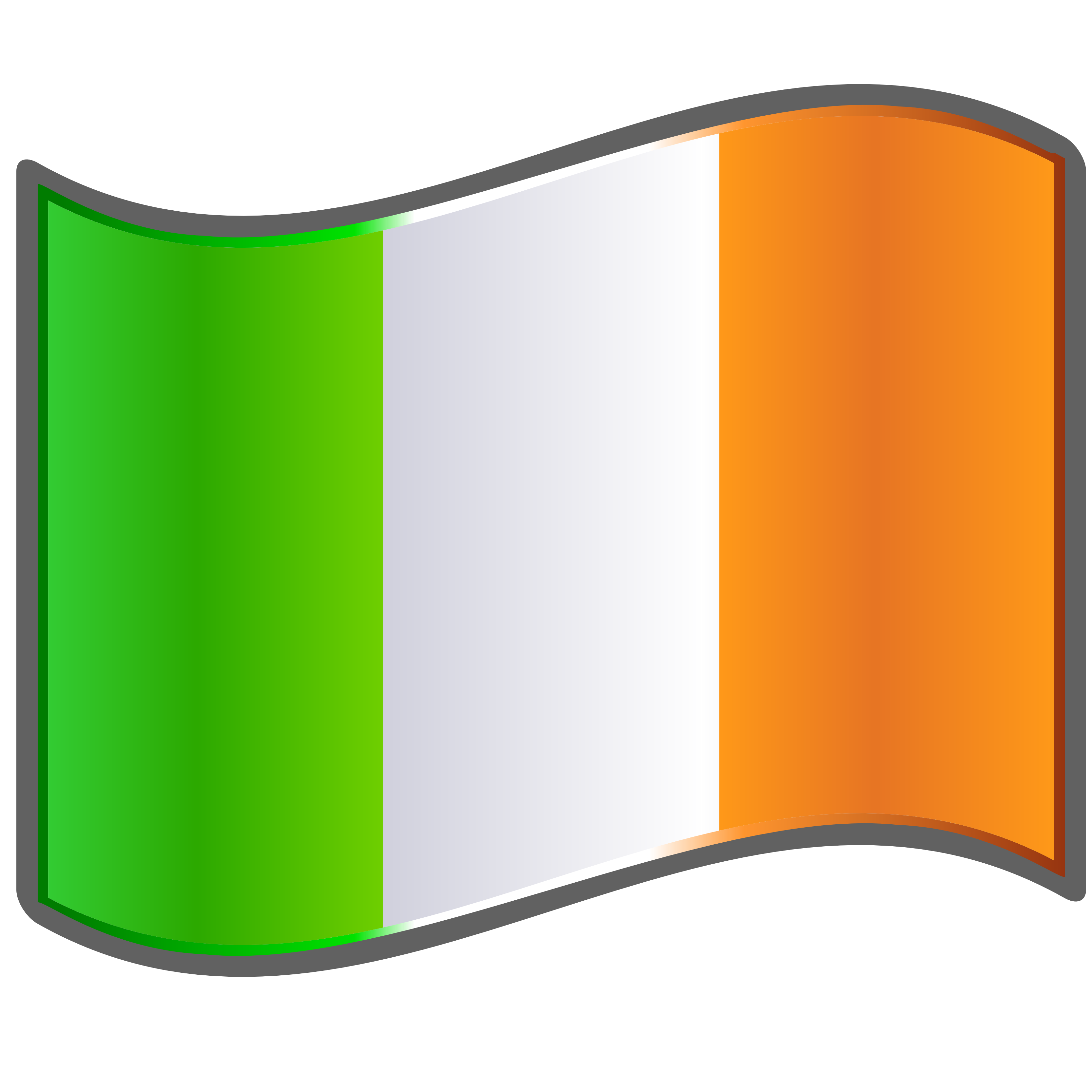 Irish Flag Clip Art   Clipart Best