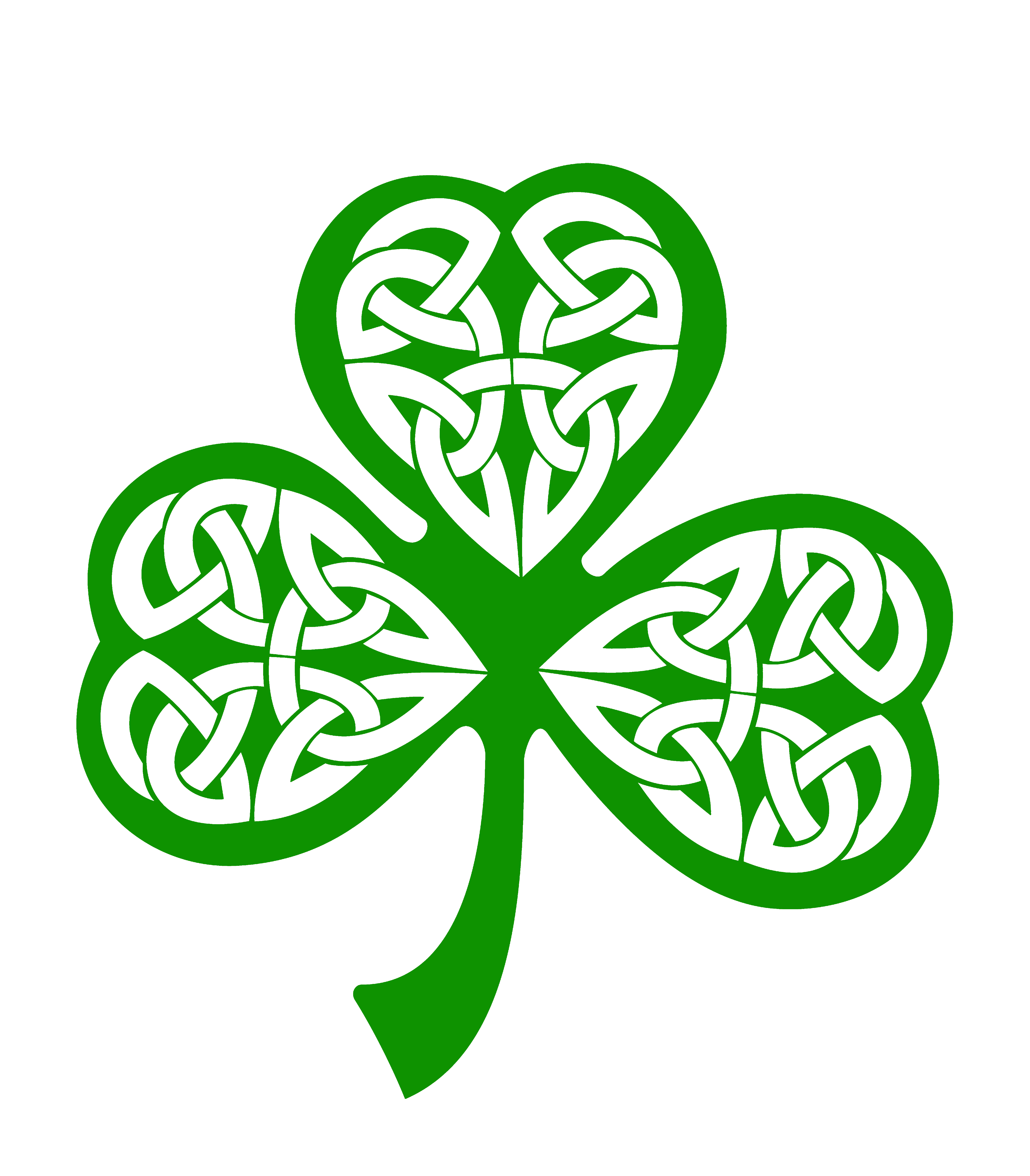 Irish Shamrocks Iphone Wallpaper Background And   Clipart Best