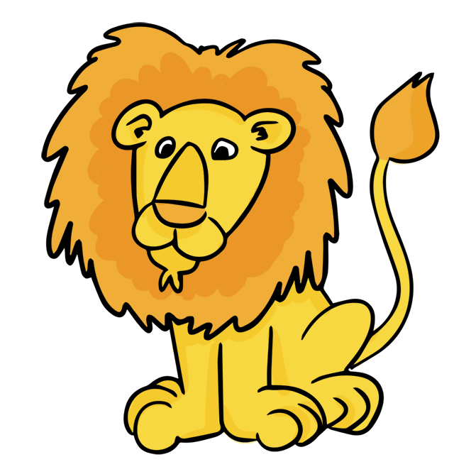 Lion Clipart For Kids   Clipart Panda   Free Clipart Images
