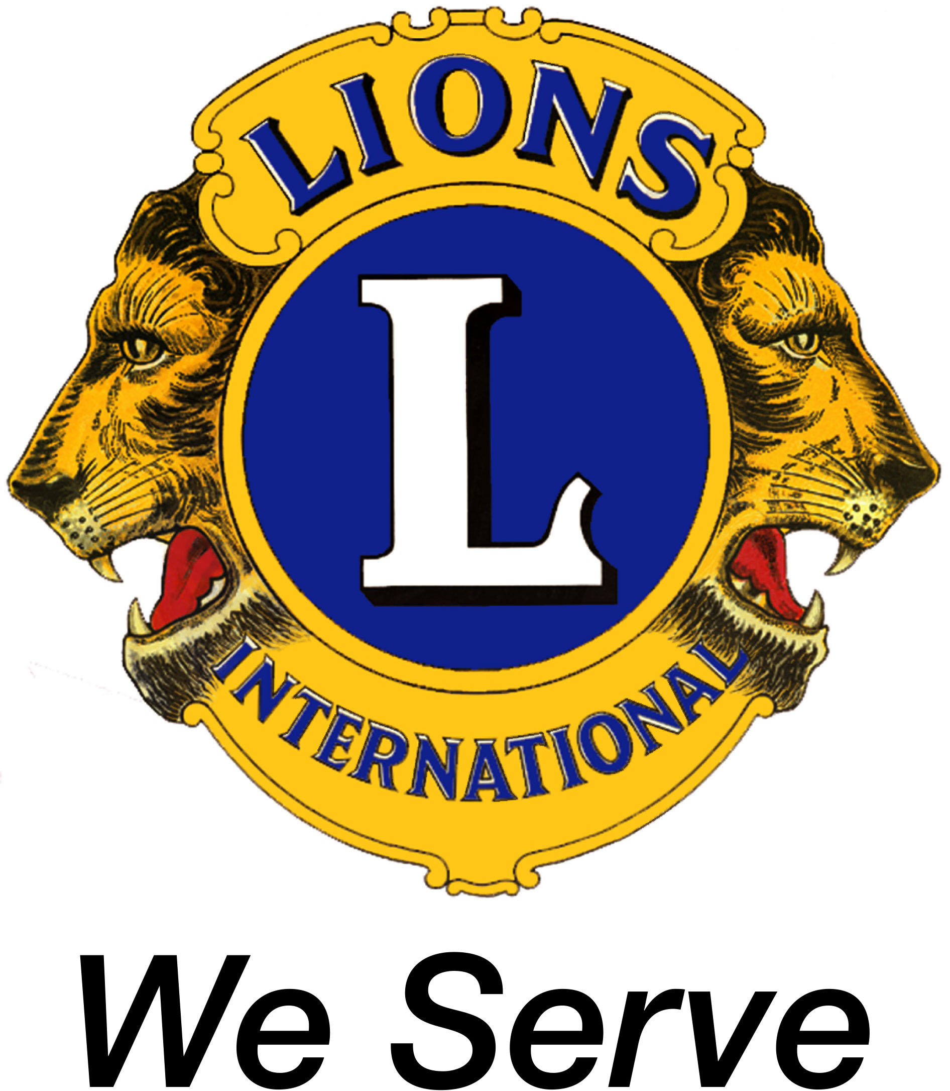 Lions Club Logo Clipart - Clipart Suggest