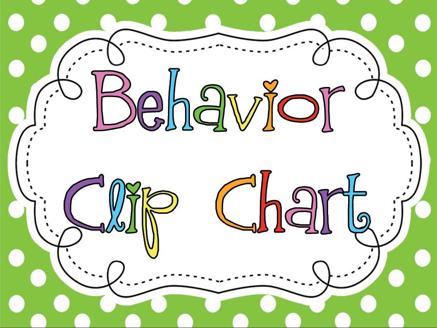 Clip Art for Behavior – Cliparts