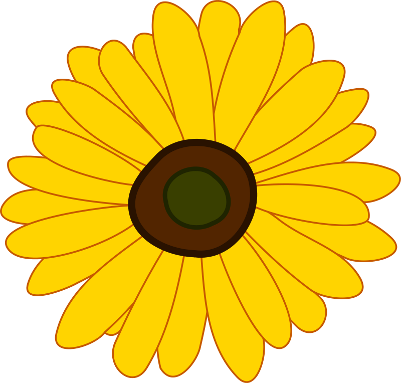 Free Flower Clipart - Clipart Kid