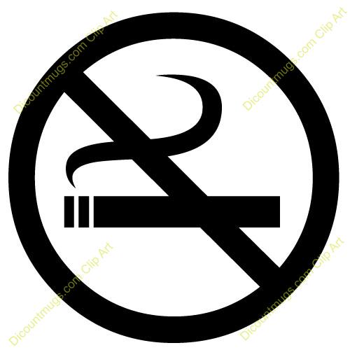 free clipart no smoking symbol - photo #38