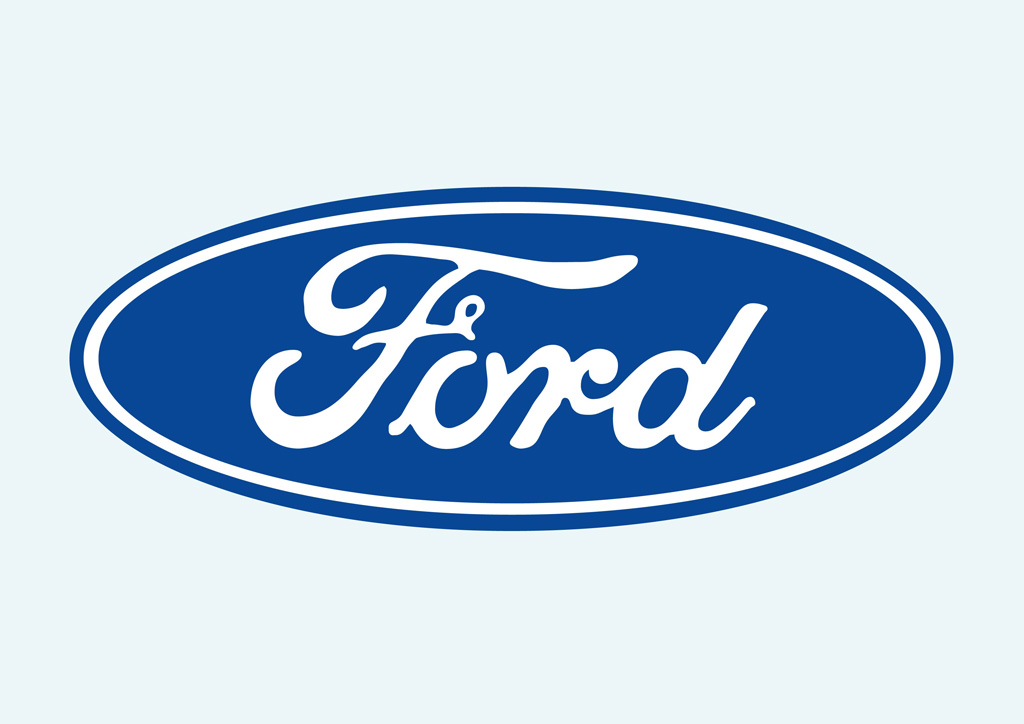 Vintage Ford Logo Clipart - Clipart Kid