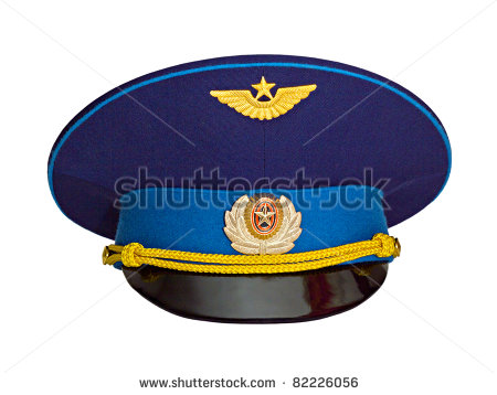 Army Hat Clipart Russian Military Pilot S Cap