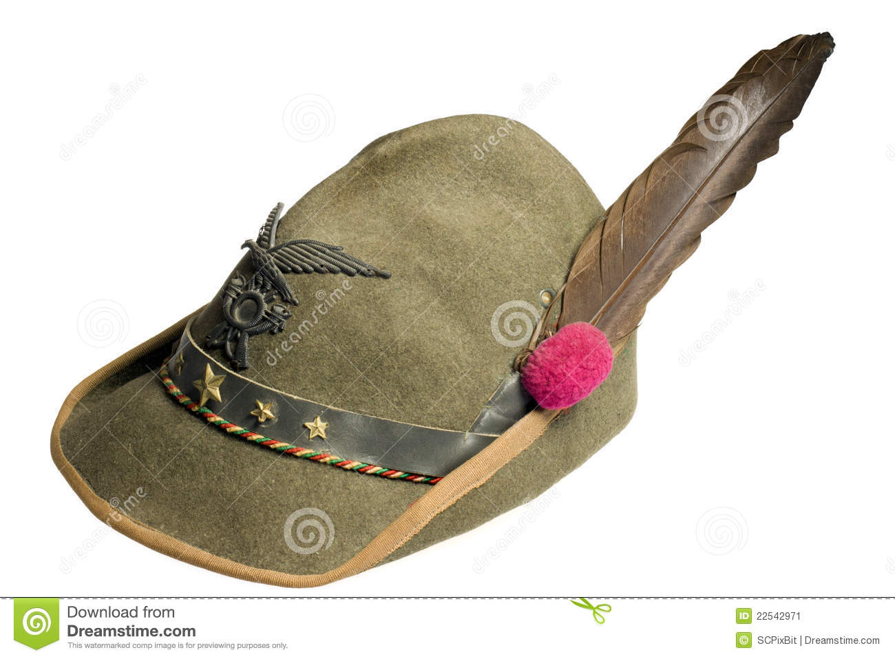 Army Hat Clipart The Hat Of Alpini