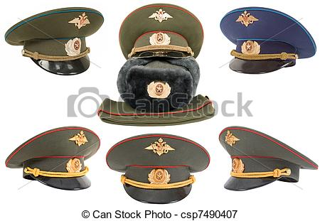 Army Hat Clipart The Russian Army Hats