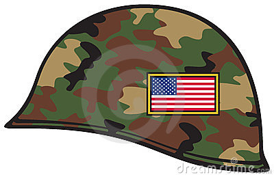Army Helmet Stock Photo   Image  24233860