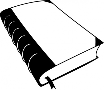 Books Clipart Black And White   Clipart Panda   Free Clipart Images