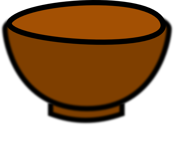 iron bowl clipart - photo #5