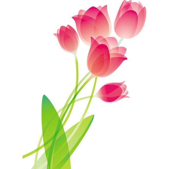 Pink Bouquet Clipart - Clipart Kid