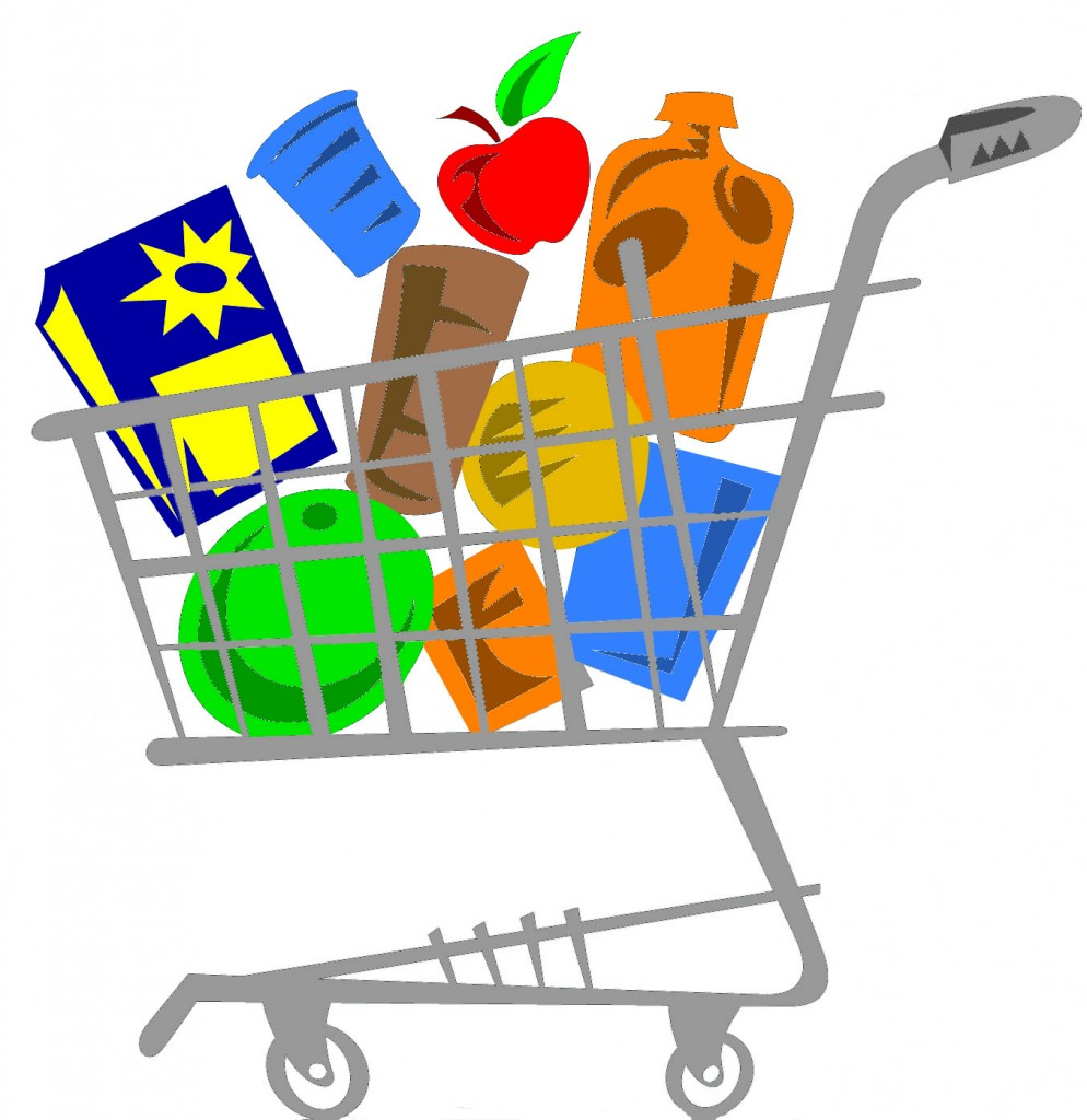 Grocery Shopping Clipart - Clipart Suggest Grocery Store Logos Free