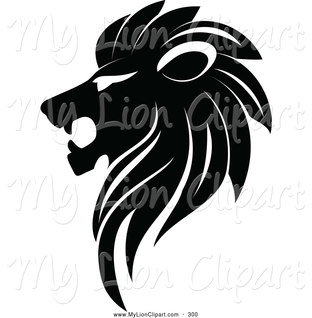 Black lion logo - photo#14