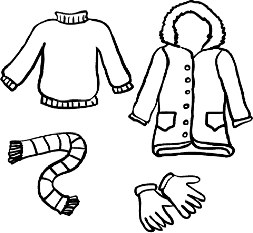 11 Gloves Coloring Pages Free Cliparts That You Can Download To You