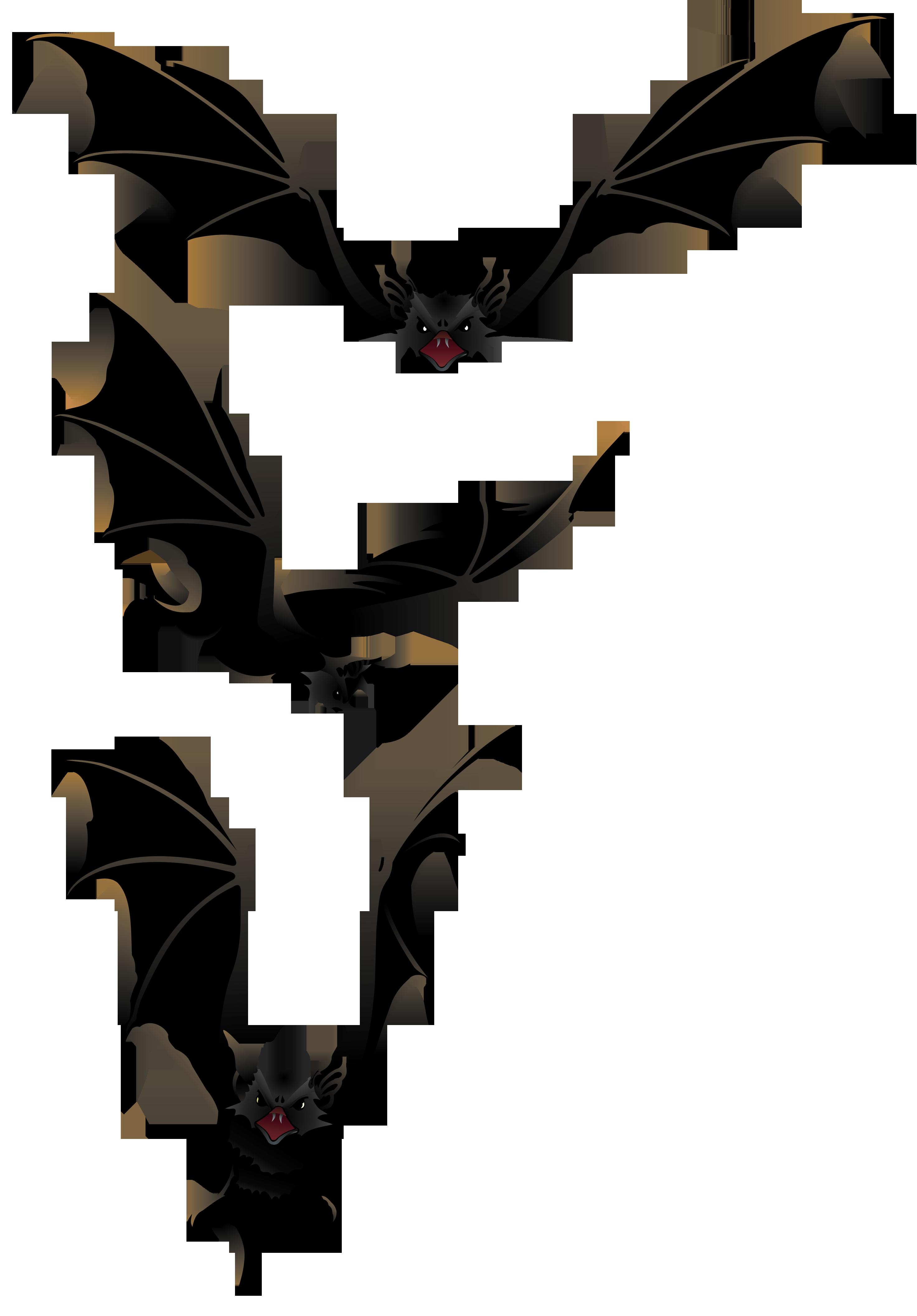 Halloween Bats Clipart - Clipart Kid