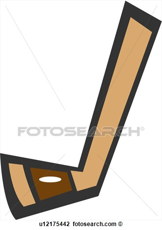 Clipart Of Sport Ice Hockey Hockey Stick Ball Game Sport Supply