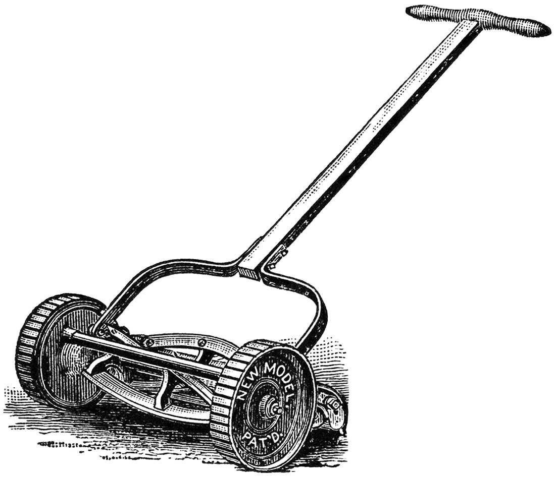 Free Vintage Image Latest And Best Mower Magazine Ad   Old Design Shop