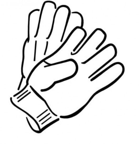 Gloves Clip Art   Cliparts Co