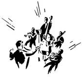 Go Back   Pix For   String Orchestra Clipart