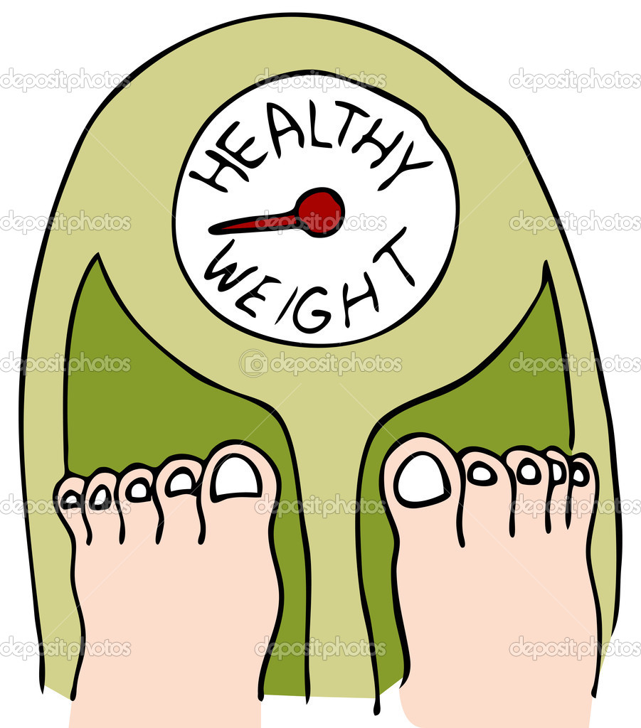 Healthy Weight   Stock Vector   Cteconsulting  4654580
