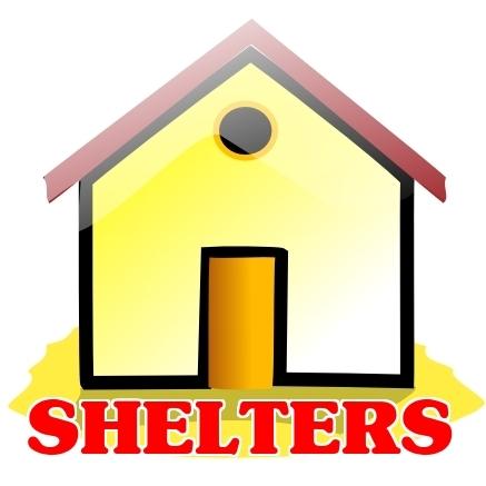 Homeless Shelter Clip Art